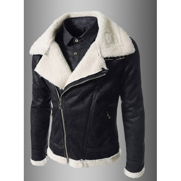 Customize Leather Man Jacket - Cairoamani.com